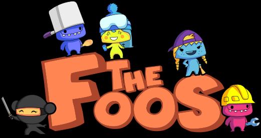 the foos y sus alocados personajes